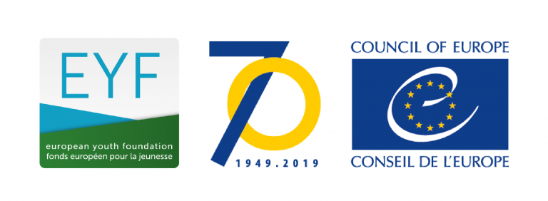 european youth foundation + Councili of Europe