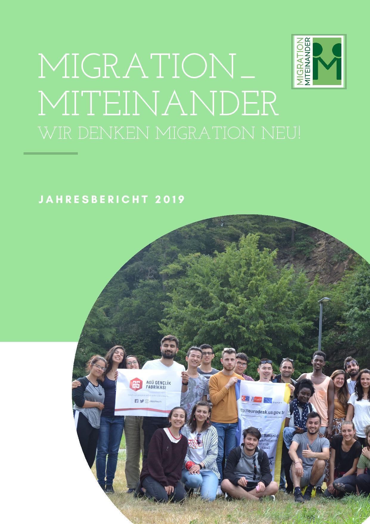 Jahresbericht migration_miteinander_2019