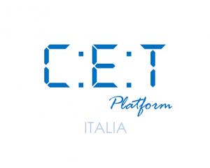 CET platform logo